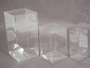 Transparent PVC Carton