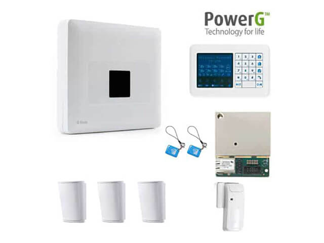 Powermaster 33 Wireless Security System