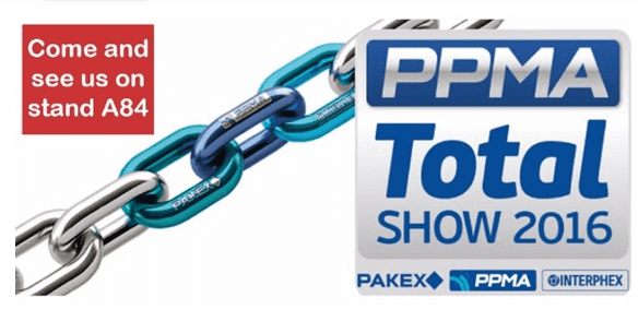 Are you planning to attend the PPMA Total Show at the NEC this week?