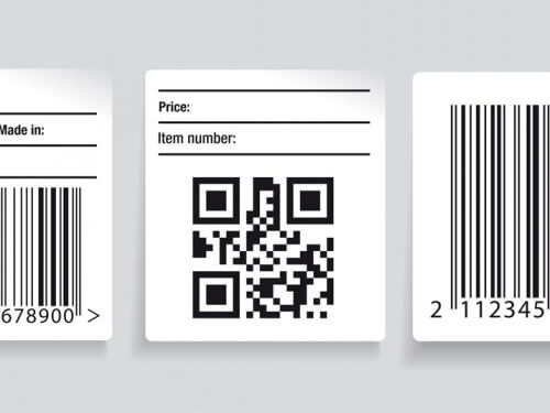 Thermal and Barcode Labels