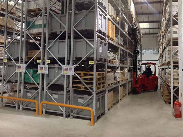 Pallet Racking Inspections