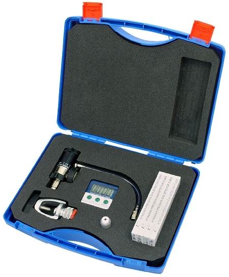 Compressed Breathing Air Test Kit