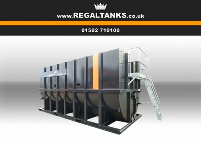 Hybrid Storage Tank Hire