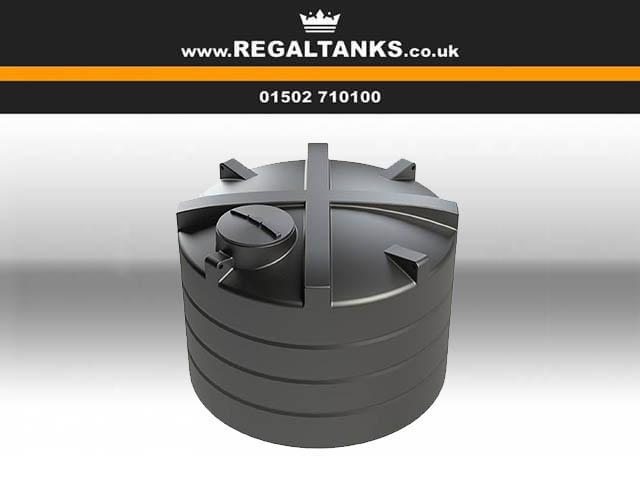 Plastic Vertical Storage Tanks