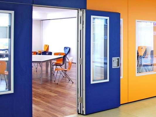 Hufcor Operable Partition Systems