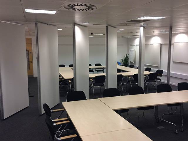 Movable Office Partitions Birmingham