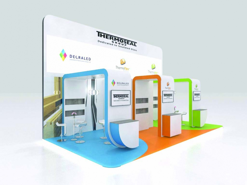Glasstec Düsseldorf Gains Worldwide Interest for Thermoseal Group