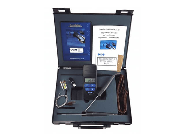 T-Type Premier Legionnaires Temperature Kit