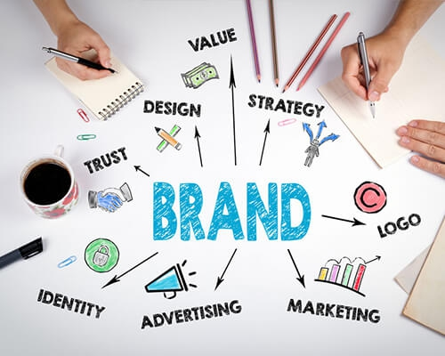 3 ways to build your brand online.