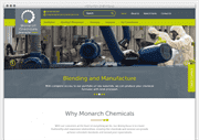 Our Work - Monarch Chemicals