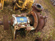 Warman Used Rubber Lined Pump