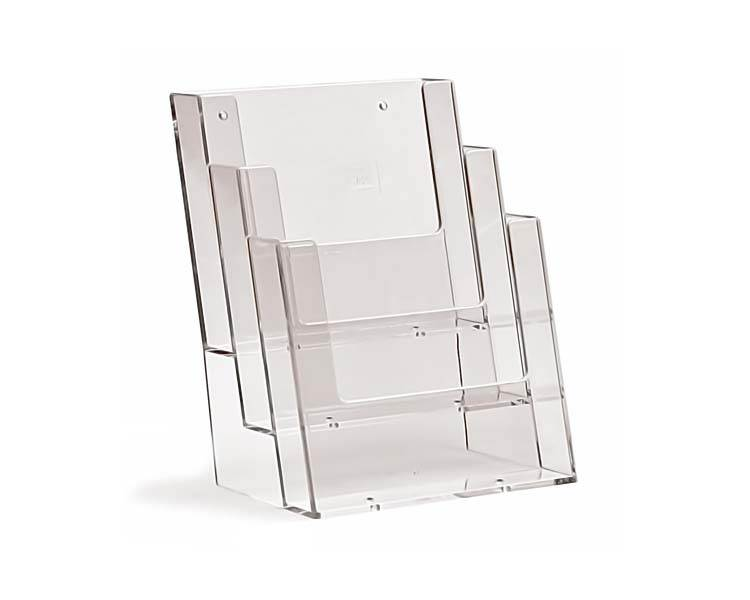 A5 Multi-Tier Brochure & Leaflet Holder