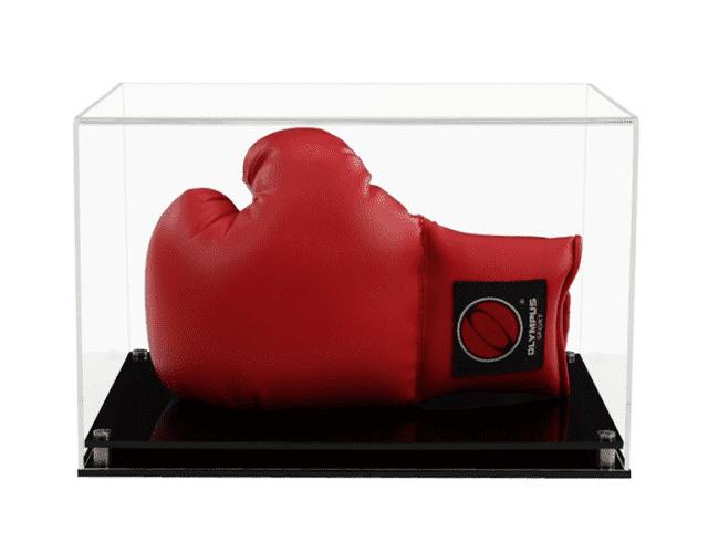 Acrylic Boxing Glove Display Case (Horizontal)