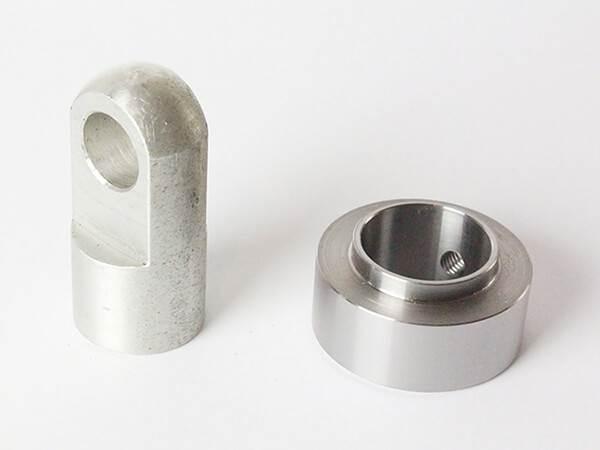 Aluminium Steel Parts