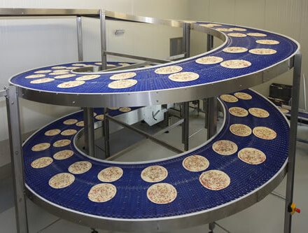 Spiral Food Conveyors