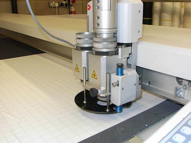 Rotary Cutting Head for Textiles