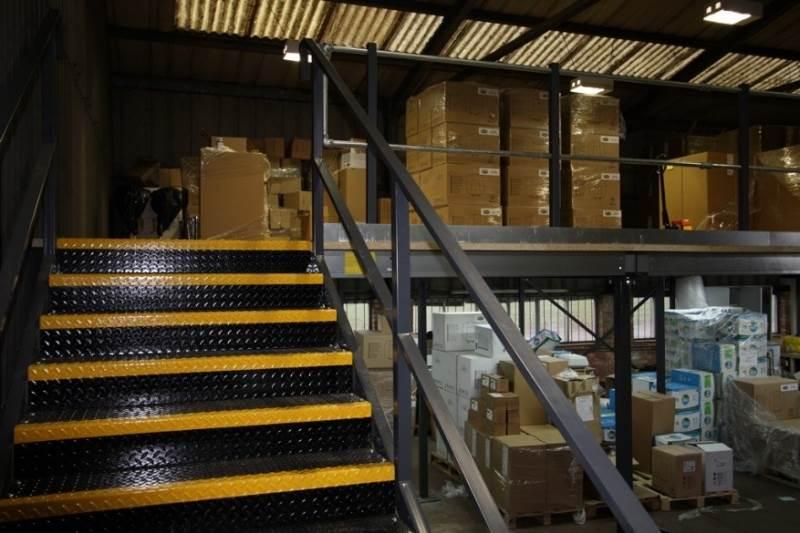 Mezzanine Flooring Solutions
