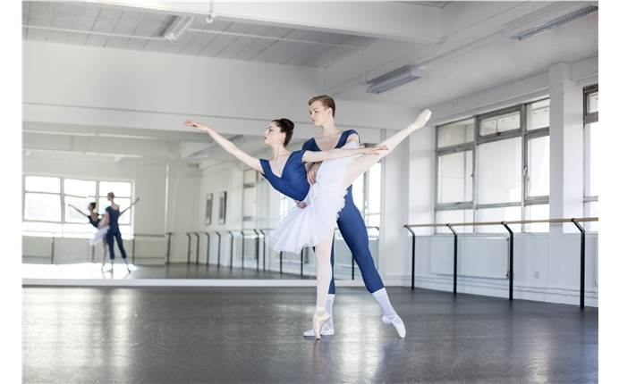 Closed bank building transformed into top quality dance studios