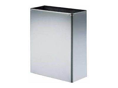 Wall Mounted Stainless Steel Waste Bin