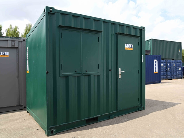 Shipping Container Hire & Sales