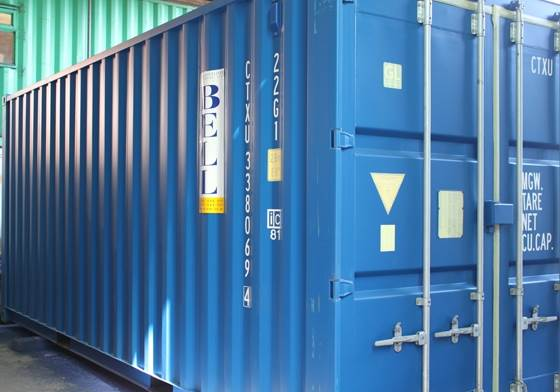 Storage Containers for Hire