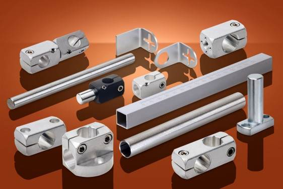 Clamping components
