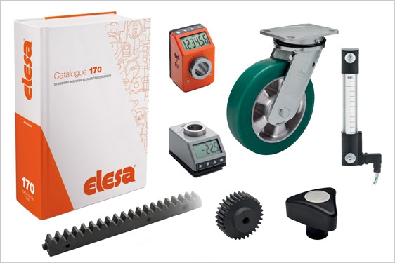 Elesa – New Expanded Catalogue and E-Commerce website