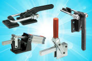 Heavy duty clamping - effective force from Elesa