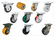 Elesa RE series castors and wheels