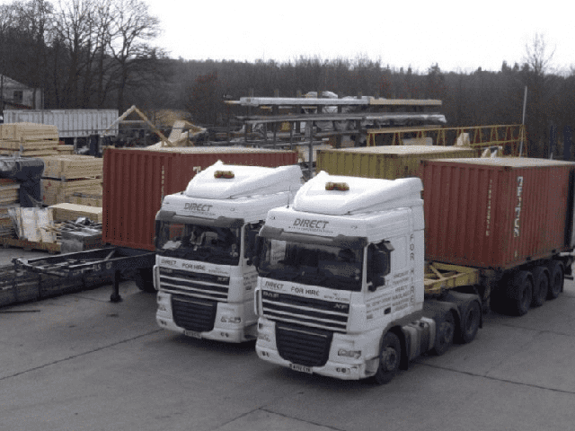 Container Relocation