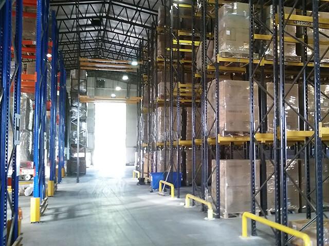 Secure Warehousing Essex