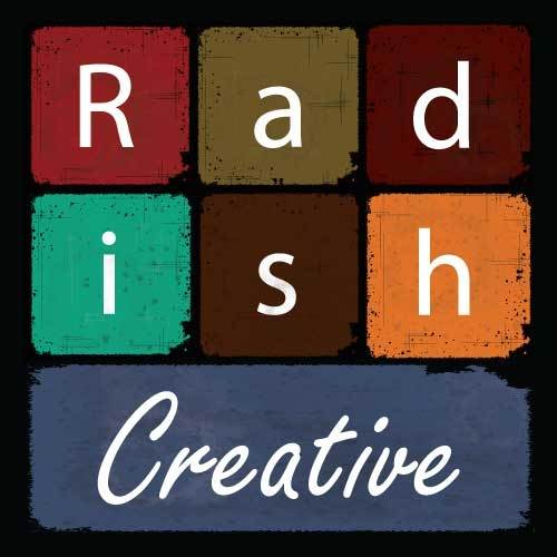 Radish Creative Digital Agency Logo