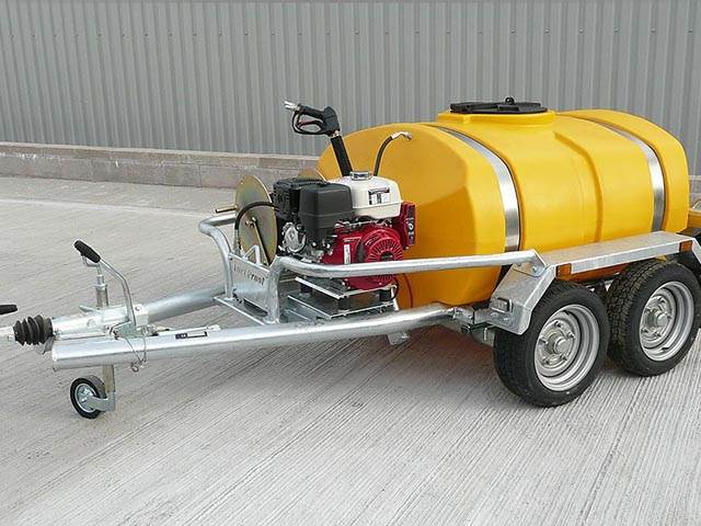 Pressure Washer Bowsers