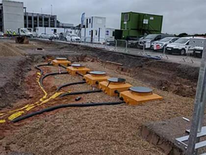 Vertical Bulk Diesel Tank Installation Service