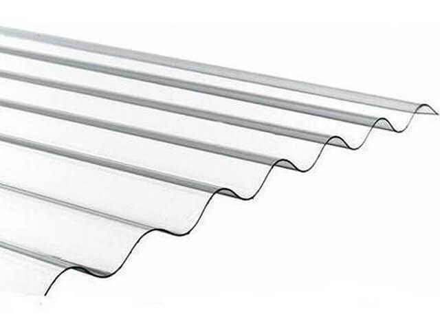 Corrugated PVC Sheet