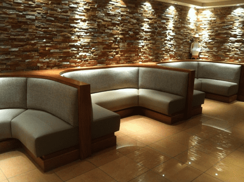 PGI Seating Solutions Restaurant Furniture Booths Modern - Modern restaurant furniture