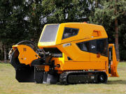 56RX Tracked Stump Grinder