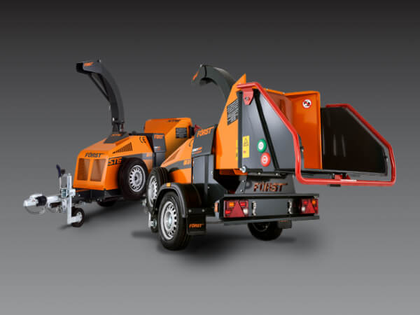 Wood Chipper Hire