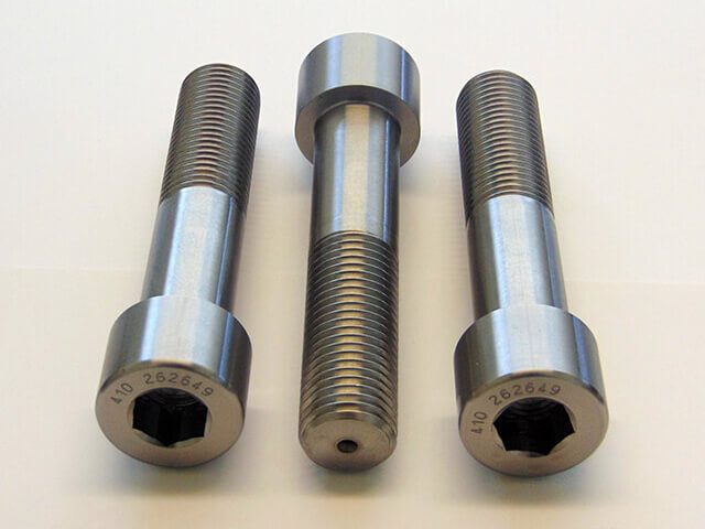 Martensitic Stainless Steel M27
