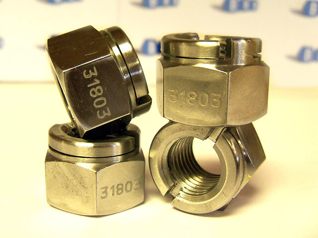 Self Locking Torque Locknuts