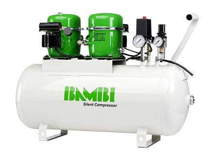 Oil-Free & Dental Compressors