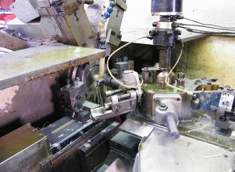 Plating and Grinding Services