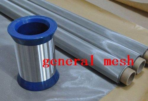 stainless steel wire mesh ,screen printing