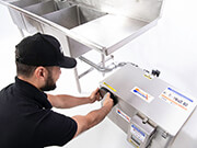 Grease Trap Servicing