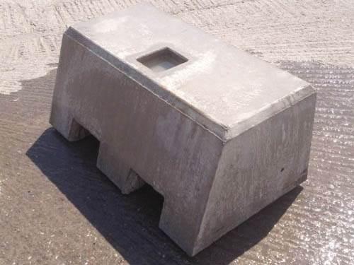Concrete Kentledge Blocks