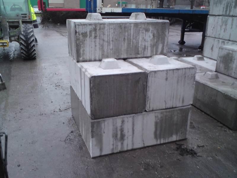 Elite Precast Concrete Ltd Kentledge Blocks Amp Counter