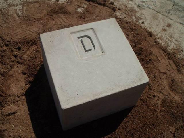Precast Concrete Indicator Posts