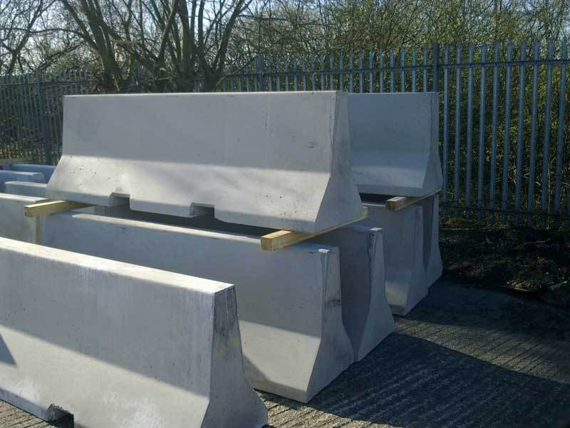 Elite precast concrete ltd barriers security
