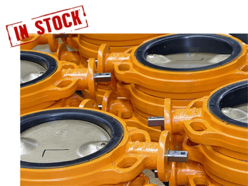 Orbinox UK Stock Wouter Witzel Butterfly Valves