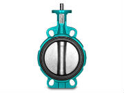 Desponia-Plus Rubber Lined Butterfly Valve